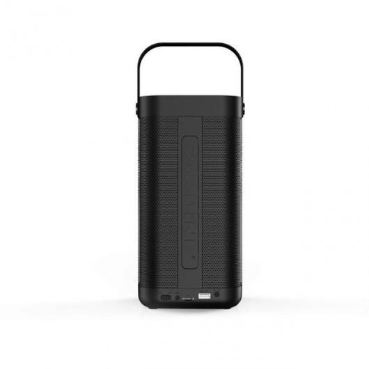 AL スピーカー A9 ワイヤレス Bluetooth スピーカー 高電力16ワット オーディオ ポータブル 歌ダンス メガホン サポートTFカード USB 選べる2カラー ブラック,ホワイト AL-AA-2191