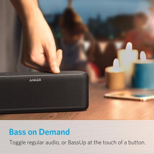 AL スピーカー ブースト20ワット Bluetooth スピーカー BASSUP技術 12h プレイタイムIPX5耐水 66ft 範囲 AL-AA-2199