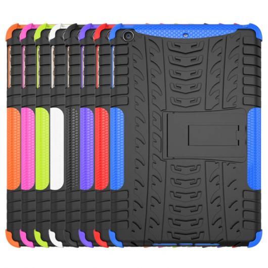 AL iPadケース カバー ハードプラスチック ケース アップル iPad mini 1/2/3 キックスタンド ケース 選べる8カラー ブラック,ホワイト,レッド,ブルー,グリーン,オレンジ,パープル,ローズ AL-AA-3086