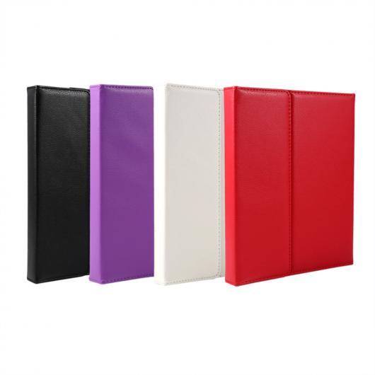 AL iPadケース iPad Air 1/2/5/6 キーボード PUレザー 保護 フォリオ カバー スタンド Bluetooth 選べる5カラー ブラック,ホワイト,レッド,ブルー,ピンク AL-AA-3610