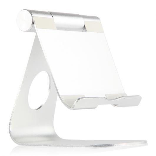 AL iPadスタンド タブレット PC メタル ステント サポート iPad Pro 10.5インチ デスクトップ アルミ合金 ケース 選べる2カラー シルバー,ローズゴールド AL-AA-3766