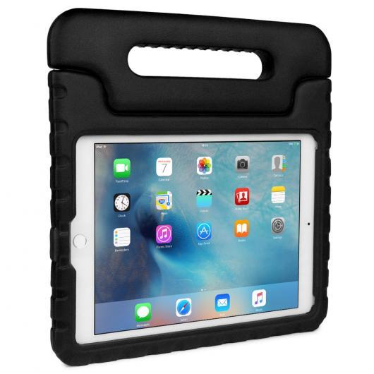 AL iPadケース キッズ ケース iPad Pro 9.7+スクリーン Pro テクター ショック- 吸収 子供- EVA発泡 ブラック AL-AA-3316