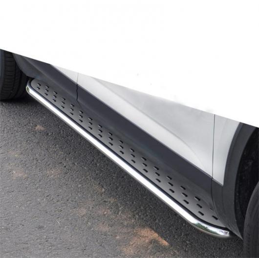 AL 車用メッキパーツ アルミランニング ボード マツダ CX-5 2017 2018 サイドステップ ナーフ バー AL-AA-5969
