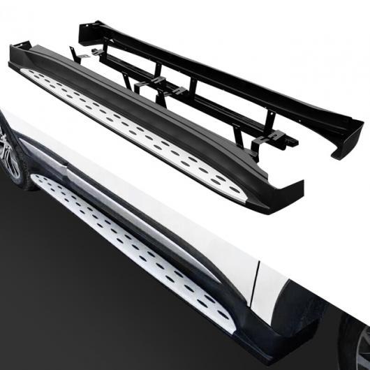 AL 車用メッキパーツ サイドステップ 三菱 アウトランダー 2013~2018 ランニングボード ナーフ バー AL-AA-6006