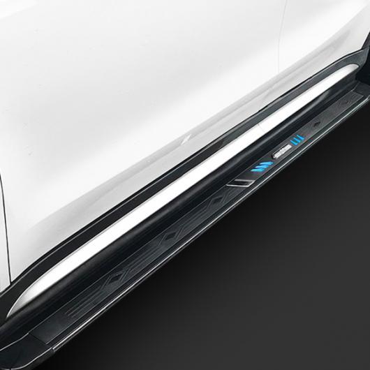 AL 車用メッキパーツ サイドステップ 三菱 アウトランダー 2013~2018 ランニングボード ナーフ バー ブラック AL-AA-6011