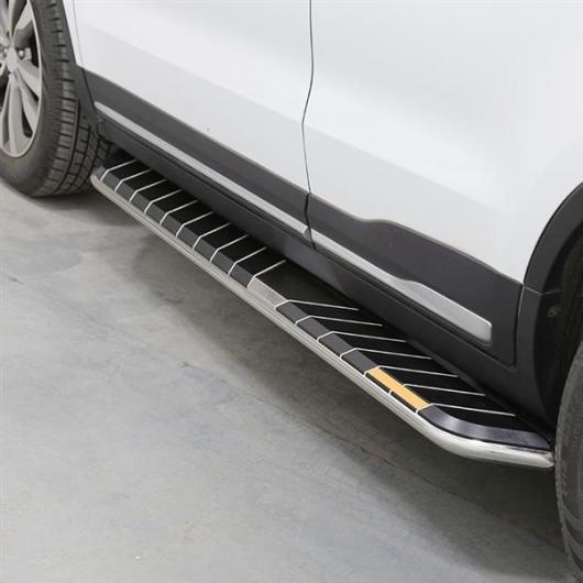AL 車用メッキパーツ アルミ サイドステップ ランニングボード ナーフ バー 日産 エクストレイル ローグ 2014 2015 2016 2017 2018 AL-AA-6067