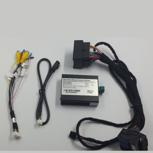 AL 車用ケーブル プラグ&プレイ リバース カメラ メルセデス インタフェース ベンツ A180 W176 2014 COMAND オンライン オーディオ 20 パーキング ガイドライン AL-AA-6725