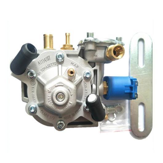 AL 車用ケーブル プロパン LPG GPL レギュレータ AT13 シーケンシャルインジェクション 変換キット ガス 減圧器 電子 リデューサーバルブ 4 AL-AA-7409
