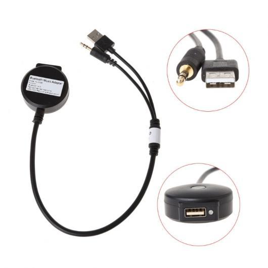 AL 車用ケーブル 3.5mm メス Bluetooth カー オーディオ AUX アダプタ ケーブル BMW ミニクーパー AL-AA-7213