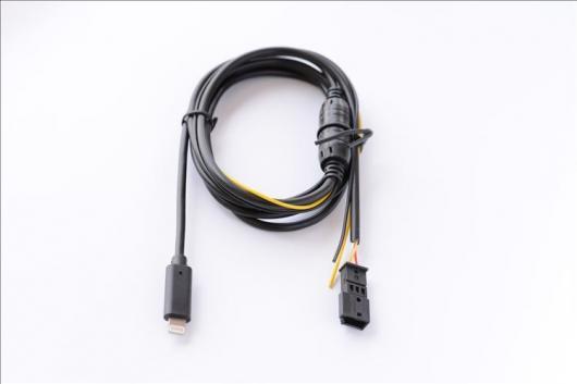 AL 車用ケーブル AUX ケーブル ワイヤー オーディオ MP3 ナビゲーション iPhone 7 8 X AUX iPod ケーブル アダプタ BMW BM54 E39 E46 E53 X5 AL-AA-7273