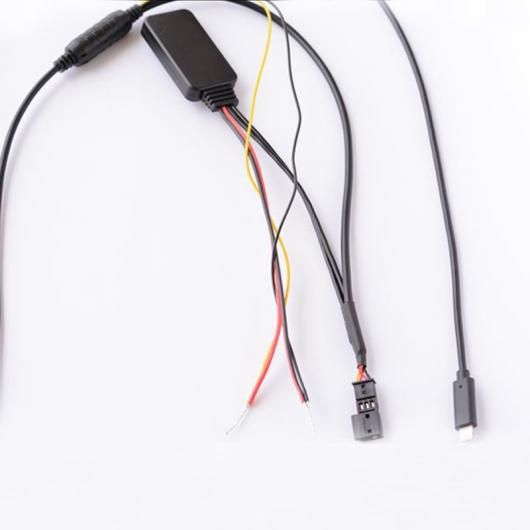 AL 車用ケーブル Bluetooth モジュール アダプタ BMW E39 E46 E53 X5 プロ 16:9 ナビゲーション ワイヤレス オーディオ アダプタ iPhone 7 8 X for iphone 78x AL-AA-7279