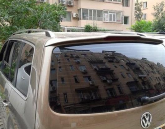 AL デザイン 未塗装 ABS テールウィング ルーフバイザー リアスポイラー フォルクスワーゲン VW トゥーラン2004-2017 AL-AA-8057