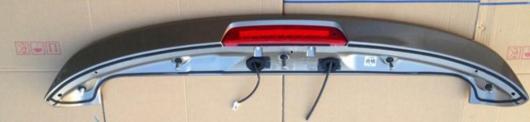 AL ABS テールウィング リップ リアスポイラー ルーフバイザー ヒュンダイ IX35 ホワイト 銅 ブレーキライト AL-AA-8067