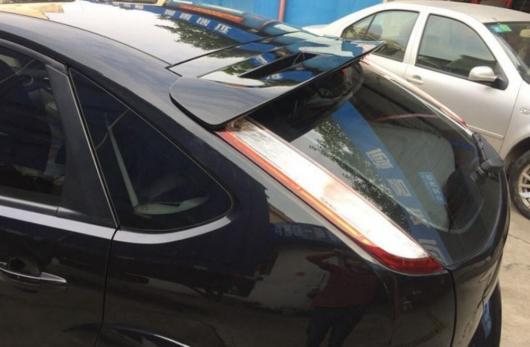 AL 未塗装 ABS テールウイング リアスポイラー ルーフバイザー フォードフォーカス2006-2012 AL-AA-8101