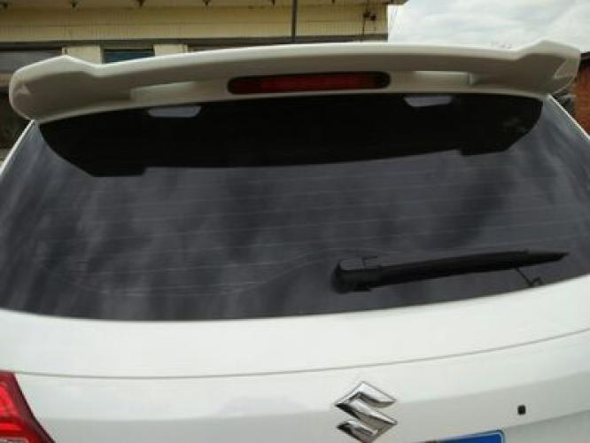 AL ABS テールウィング ルーフバイザー リアスポイラー リップ スズキ エスクード 未塗装 AL-AA-8109