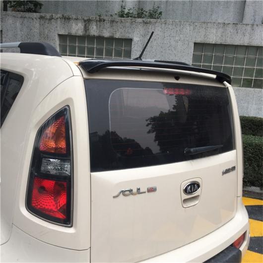 AL 未塗装 ABS テールウイング リアスポイラー ルーフバイザー KIA ソウル AL-AA-8134