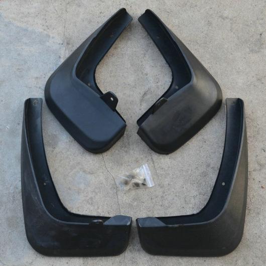 AL プラスチック マッドガード 泥除け 2010-14 フィット フェンダー ヒュンダイ IX35 AL-AA-8816