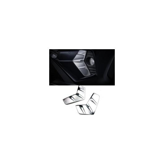 AL RAV4 2019 ABS クローム フロントフォグランプ アイリッド カバー トリム AL-AA-9413