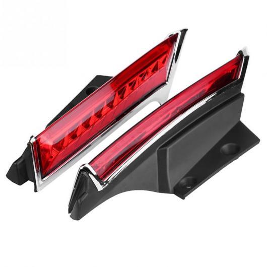 AL リア バンパー テール ライト シグナル DRL LED ブレーキ リフレクター 日産 エクストレイル 14 15 16 17 18 AL-BB-0434