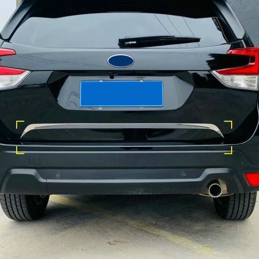 AL スバル フォレスター SK 2019 エクステリア CAR STYLING テール ゲート リッド カバー AL-BB-0567