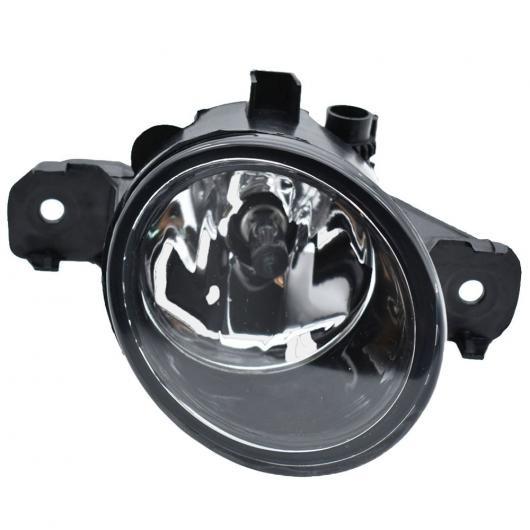 AL 右 + 左 フォグ ランプ アセンブリ LED & ハロゲン ライト 日産 デュアリス 2 J10 JJ10 2007-2012 DRL デイタイムランニング 選べる2バリエーション LED White Light・Halogen Light AL-BB-1734