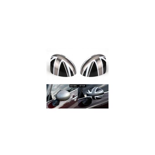 AL ペアユニオンジャック ウィング ミラー カバー キャップ ミニクーパー R55 R56 R57 R58 R60 R61 AL-BB-1888