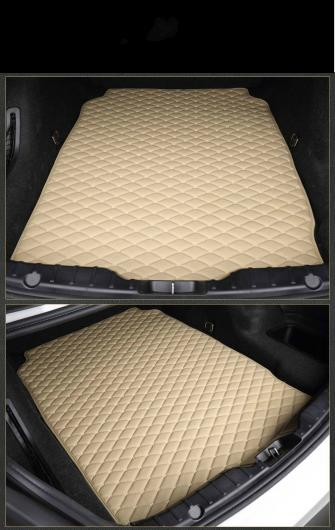 AL トランク マット トヨタ ハイランダー RAV4 プラド FJ クルーザー 4ランナー プリウス 防水 耐久性 貨物ラグカーペット 選べる4カラー ブラック~ワインレッド AL-BB-2097