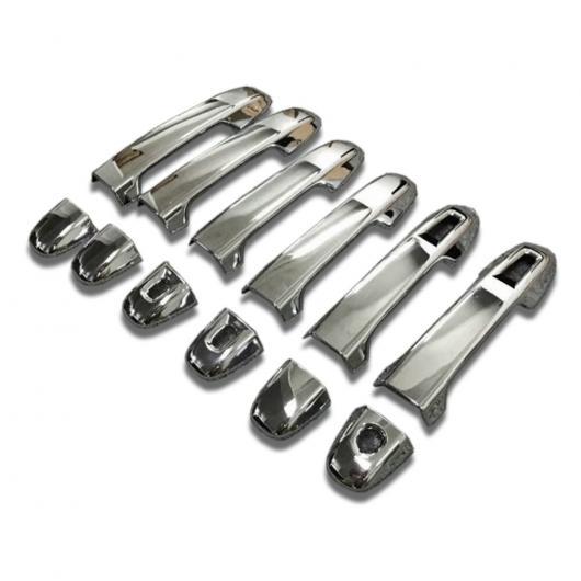 AL トヨタ ノア ドアハンドル カバー ABS クローム 12個 Door handle cover AL-BB-2945