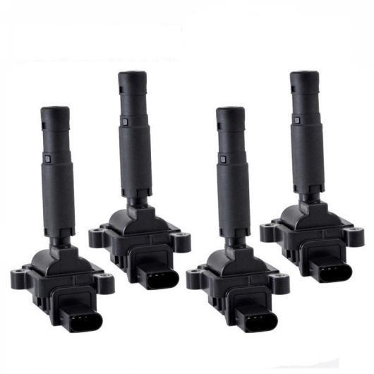 AL イグニッションコイル 4ピース パック 2003 ~ 2005 メルセデス ベンツ C230 1.8L L4 0001501580 001502980 0040100042 ZS0011 AL-BB-3526