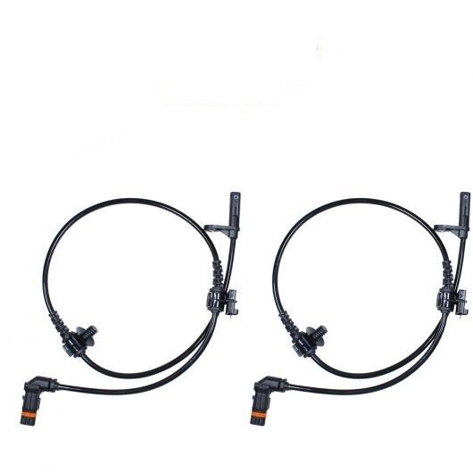 AL フロント L & R ABS ホイールスピードセンサダッジ充電器マグナムクライスラー 300 2005-2010 4779341AC 4779341AB 4779341AA SU8478 5S6986 AL-BB-4945