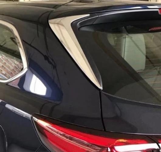 AL マツダ CX-8 CX8 CX-9 CX9 2016-2019 サイド ドア バック ミラー カバー トリム インサート ガーニッシュベゼル ABS AL-BB-7141