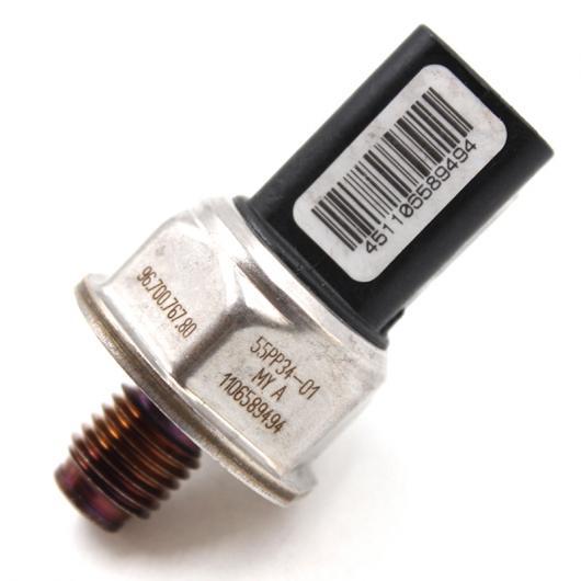 AL フューエル レール圧力センサー プジョー 206 208 シトロエン 1.4 1.6 HDI ボルボ V40 D2 1.6D 9670076780 55PP34-01 AL-CC-0476
