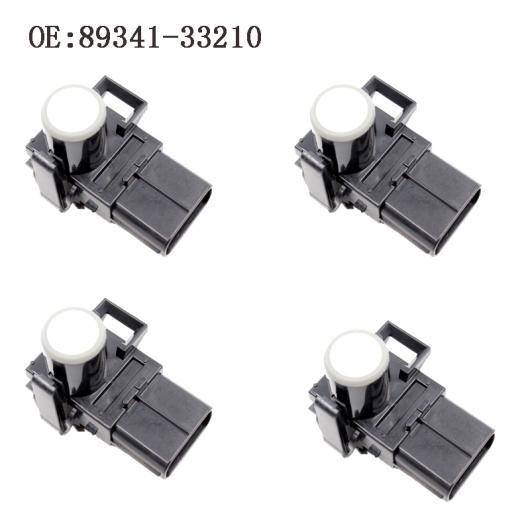 AL 4個 PDC パーキング センサー トヨタ レクサス RX270 RX350 RX450H GX400 GX460 トヨタ カムリ ランド クルーザー プラド 89341- 33210 188400-2820 AL-CC-1973