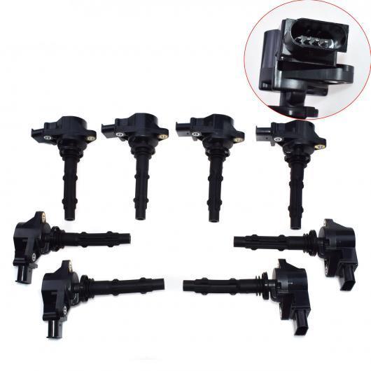 AL イグニッションコイル メルセデス ベンツ G550 C300 GL450 GLK350 R350 S400 SL550 CL550 CLS550 E350 E550 ML350 ML450 8 pieces AL-CC-2750