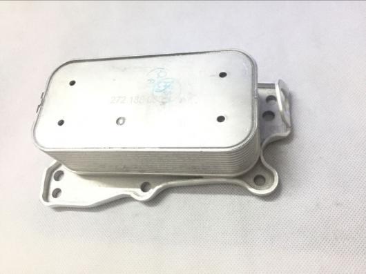 送料無料 AL エンジンオイルクーラー メルセデスM272 人気の定番 C CLK E 2721880001 W203 W211 AL-CC-6447 在庫処分 W204 R S