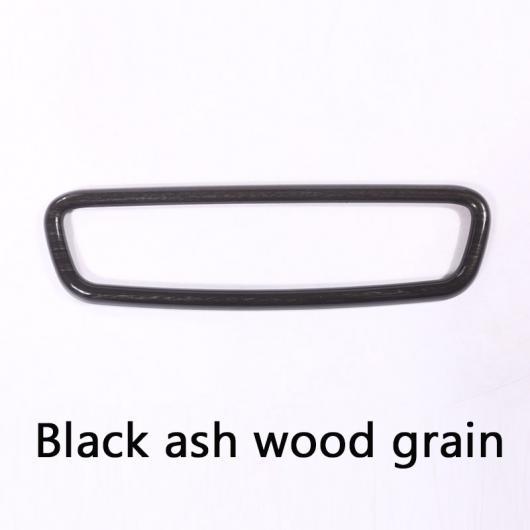 AL ジャガー XE XF XJL F-ペース F ペース X761 E-PACE ABS マットクロームインテリアバックミラーフレーム カバー black ash wood grain AL-DD-6347