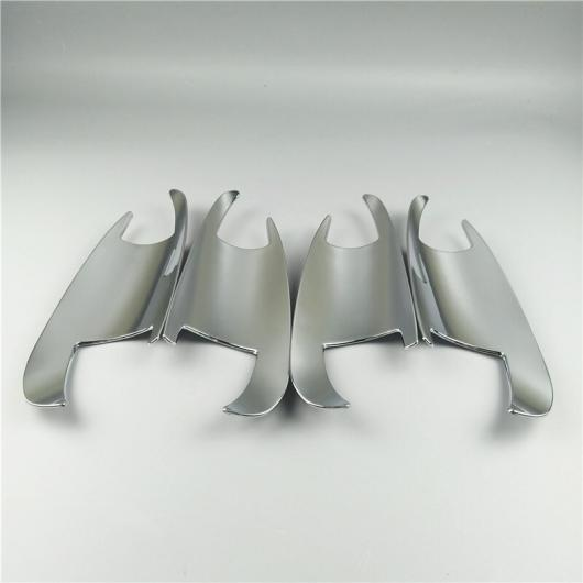 AL ドアハンドル 装飾 ステッカートリム メルセデスベンツ GLK X204 外装ドアボウルスパンコールデカール Door Bowl Decals AL-DD-6806