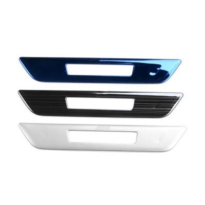 AL BMW 5 シリーズ G30 2017 2018 ステンレス スチール ステッカーメモリロックボタンフレームトリム カバー 選べる2バリエーション 4・5 AL-DD-6730