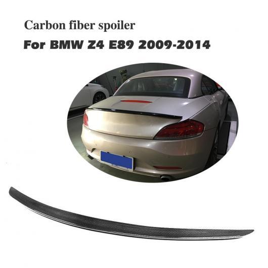 AL 車用外装パーツ リア スポイラー 適用: BMW Z4 E89 18i 20i 28i 30i 35i 2009-2015 カーボンファイバー リア ウイング カーボンファイバー スポイラー AL-DD-8047