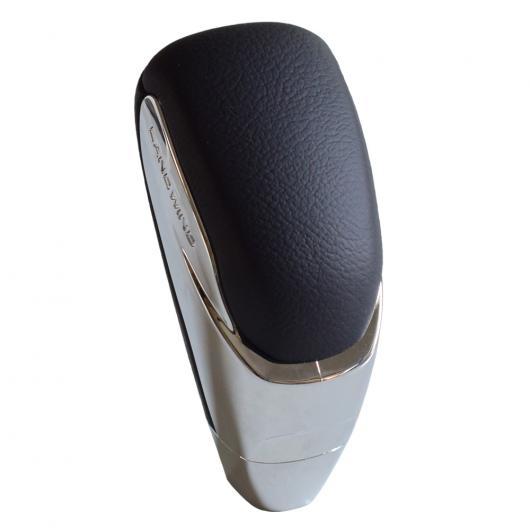AL 自動車 ギアボックス ハンドル レザー クローム ギア シフト ノブ レバー 適用: マツダ 3 5 6 8 MX-5 CX-5 CX-7 CX-9 ギア シフト AL-EE-4215