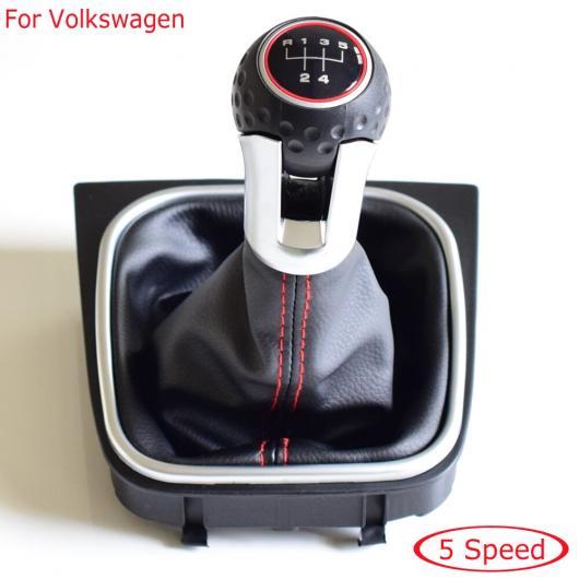 AL 適用: フォルクスワーゲン VW ゴルフ 6 MK6 GTI GTD R20 2009-2013 マニュアル 5速 ギア シフト レバー ゲートル ブーツ 5速・6速 AL-EE-3989