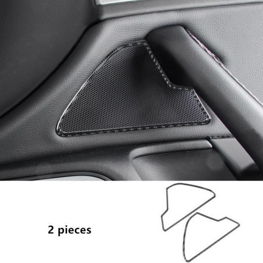 AL コンソール ギアシフト カーボンファイバー ステッカー トリム 適用: アウディ A7 A6 C7 RHD CD パネル フレーム カバー ドアステレオ スピーカー AL-EE-5045