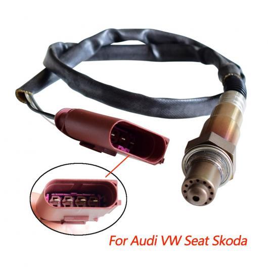 AL オキシジェン センサー ラムダ O2 センサー エア フューエル ラティオ 適用: アウディ A3 A4 A6 A8 TT VW パサート ゴルフ シュコダ ファビア セアト 0258006305 0258006306 AL-EE-5003