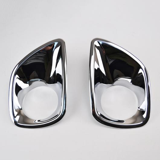 AL 適用: トヨタ RAV4 2013-2015 クローム フロント バンパー フォグライト ランプ フォグライト カバー トリム サラウンド 装飾 AL-EE-5499