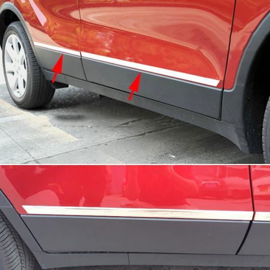 AL 適用: ビュイック アンコール/オペル/ボクスホール モッカ 2013-2016 クローム エクステリア ウインドウ カバー 装飾 ヘッドライトトリム~リアフォグライトカバー AL-EE-5543