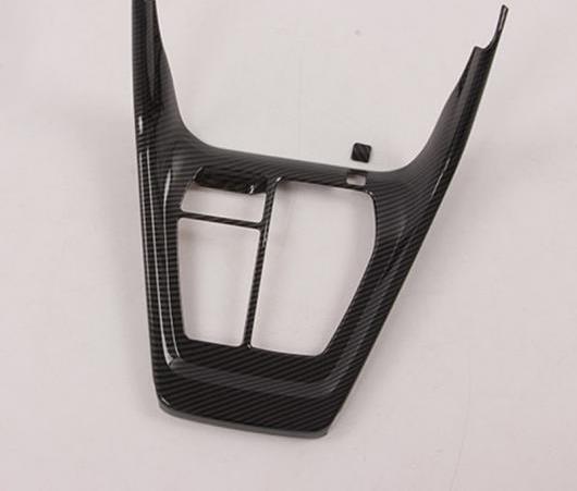 AL 適用: トヨタ RAV4 2019-2020 カーボンファイバー ギア シフト ボックス カバー トリム 装飾 ステッカー インテリア AL-EE-5921