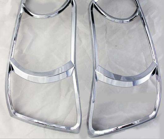 AL 適用: トヨタ ハイランダー クルーガー 2003 2004-2006 2007 ABS ヘッド ライト ランプ カバー トリム フレーム プロテクター ステッカー AL-EE-6006