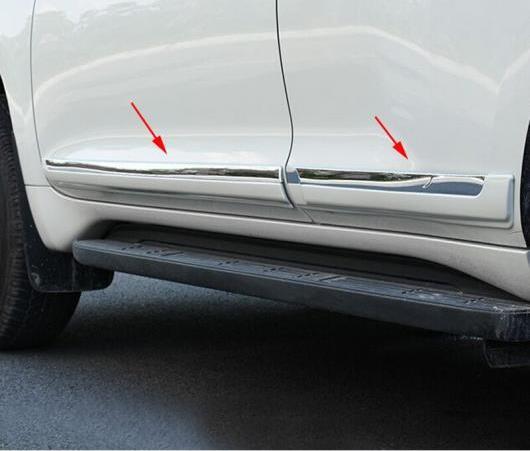 AL 適用: トヨタ ランドクルーザー FJ 150 プラド FJ150 2010-2012 2013 パール ホワイト サイド ドア ボディ カバー トリム タイプ001・タイプ002 AL-EE-6029