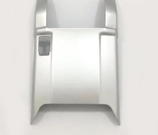AL 適用: トヨタ ランドクルーザー プラド 150 FJ150 2018 リア エアコン 吹き出し口 カバー アンチ キック ボード トリム ABS クローム AL-EE-6031