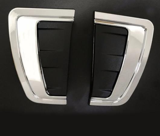 AL 2017 適用: トヨタ ハイラックス レボ クローム 装飾 トリム フード ホイール アーチ トヨタ ハイラックス 2016 2017 装飾 パーツ AL-EE-6278